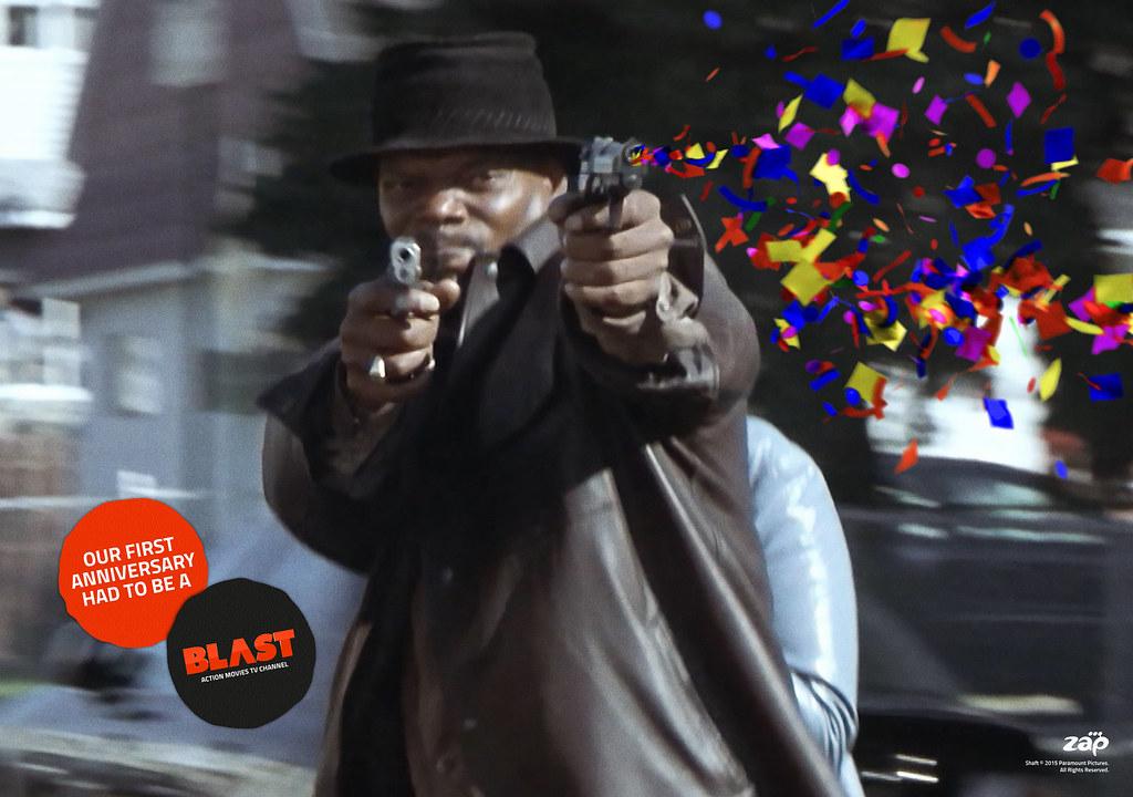 Blast Tv Channel - Anniversary L Jackson