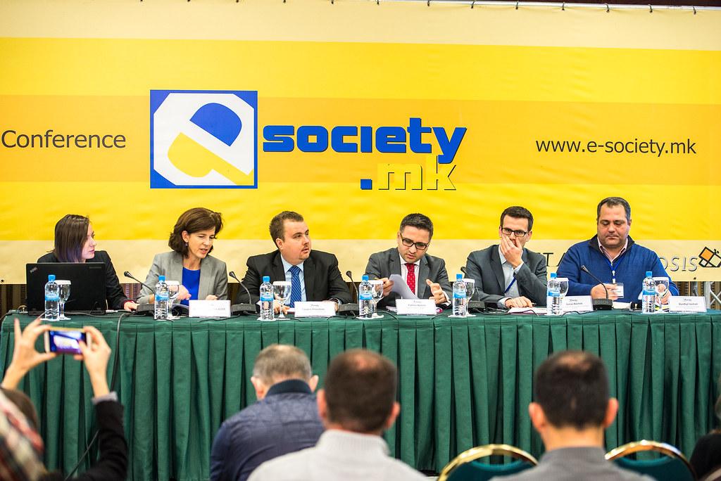 E-Society 2015