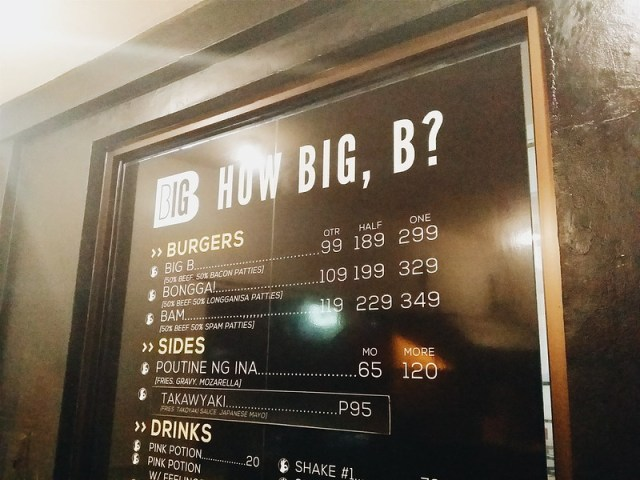 Big B Burger