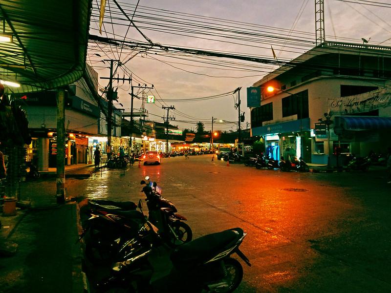 3 - Carnet de Thaïlande - 19 - Baan Thongsala