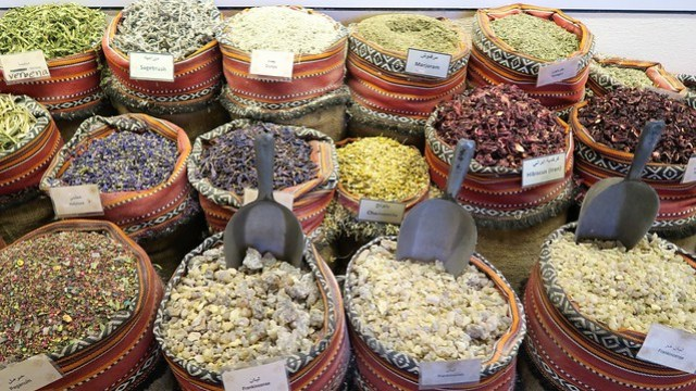 spices wtc mall old souk