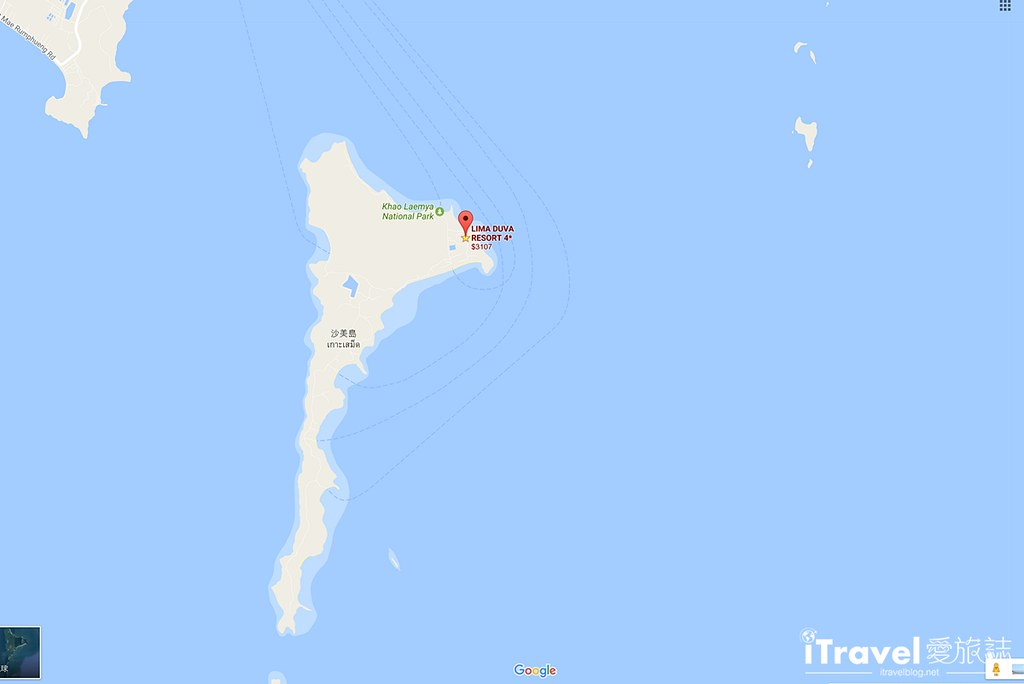 沙美岛利马杜瓦度假村 Lima Duva Resort (58)