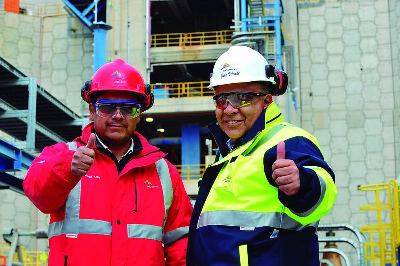 Informe especial de seguridad en 6 empresas mineras