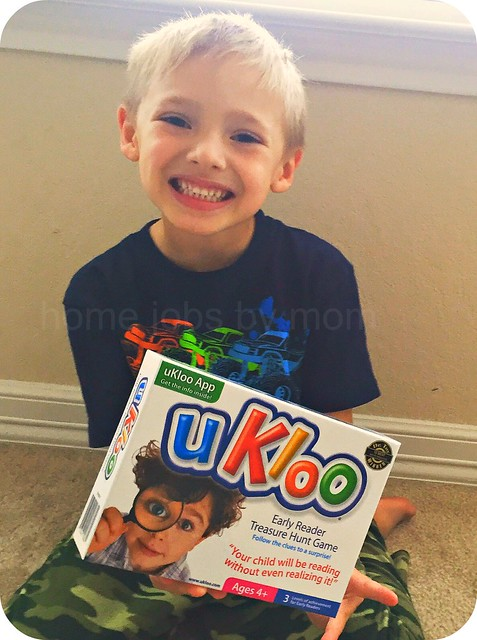 ukloo early reader game