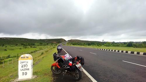 En Route Delhi from Gurgaon