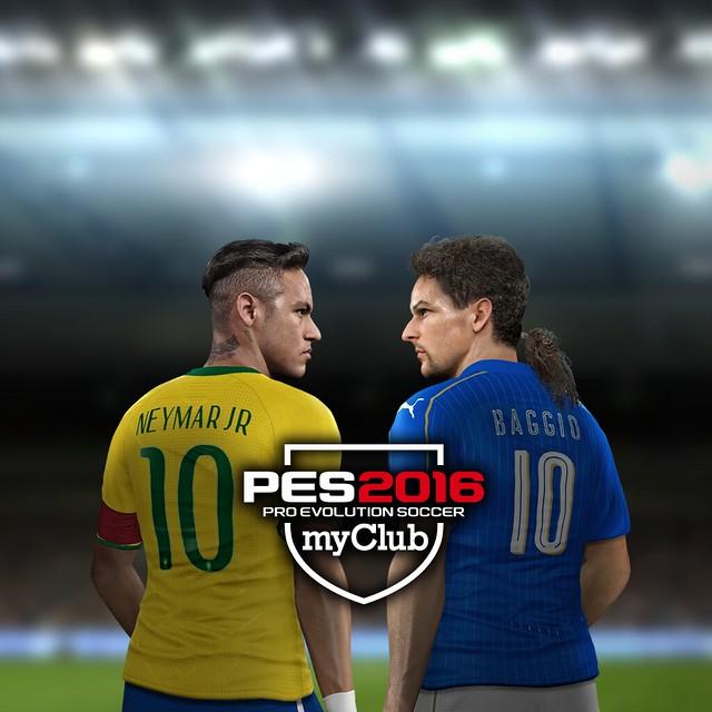 Pro Evolution Soccer 2016 myClub (Free To Play)