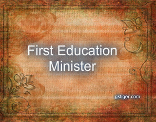 first-education-minister
