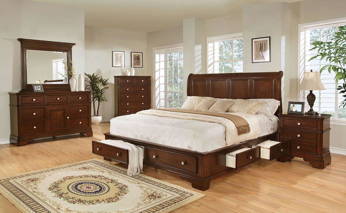 Bedroom Sets  All American Mattress  Furniture