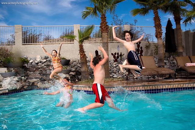 Kids Pool Jump 1