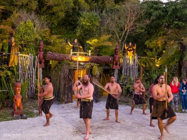 Tamaki Village, Rotorua