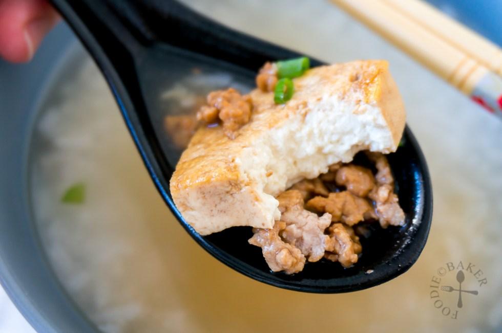 Quick Braised Tau Kwa (Firm Tofu)
