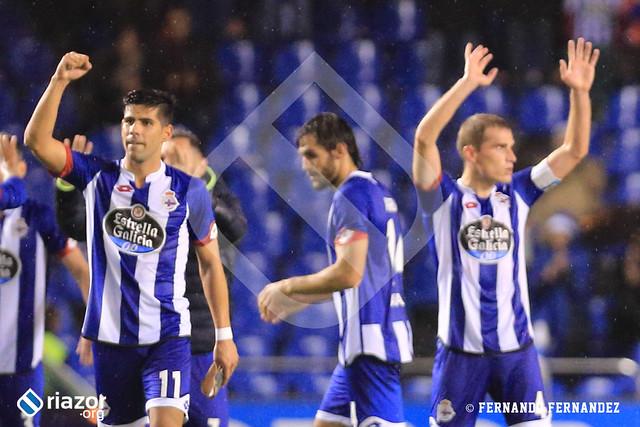 Temporada 15/16. Jornada 16ª. R.C.Deportivo 2 - Eibar 0