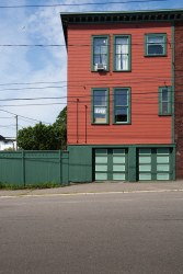 Duplex on Charlotte Street