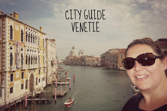 City guide Venetië