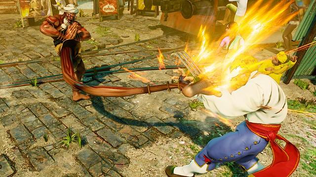 Street Fighter V, Image 02