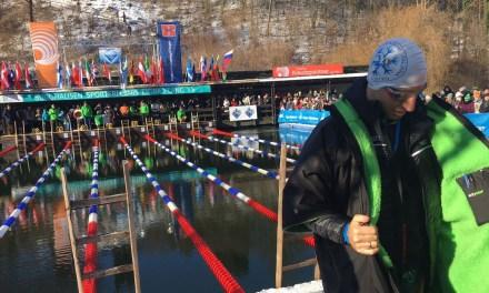 Campionato Mondiale di Nuoto in Acque Gelide, l'Italia c'è!