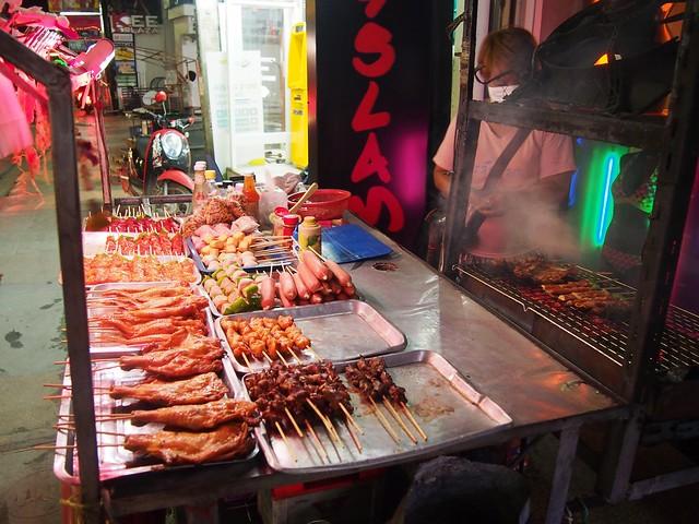 Satay (Street Stall)