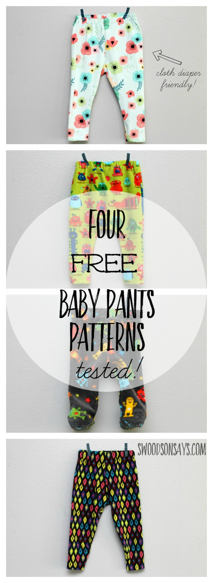 4 free baby pants sewing patterns tested 4 free baby pants sewing patterns all sewn up and tested on swoodsonsays jeuxipadfo Gallery