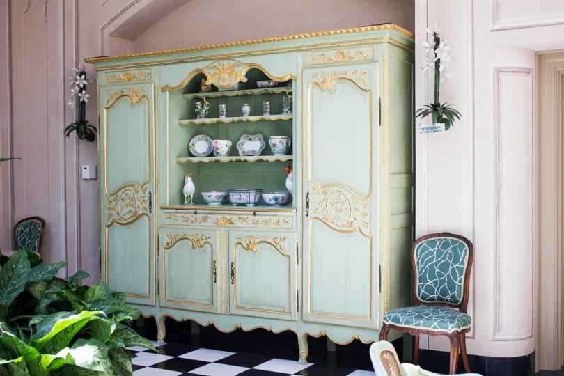 mt-cuba-gardens-delaware-mint-gold-cupboard-chest-china