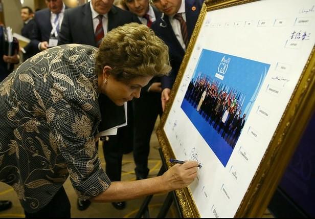 Congreso respalda a Rousseff con austeridad presupuestaria