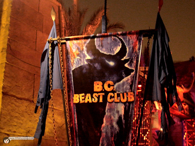 HHN5 Beast Club