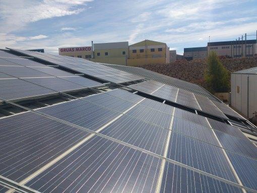Cubierta fotovoltaica #RecuperaelSol Madrid 05 (Cuenca)