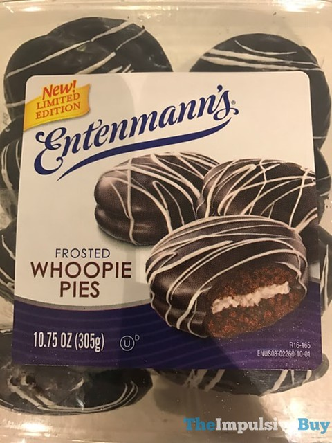 Entenmann's Limited Edition Frosted Whoopie Pies