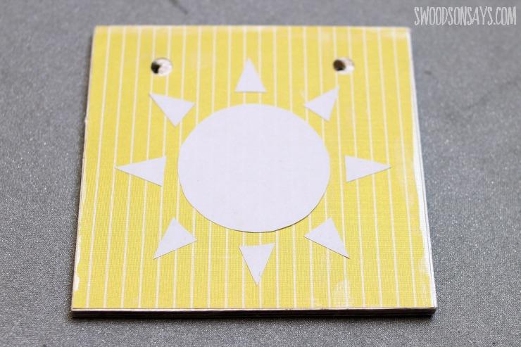 Sunshine sign beginning