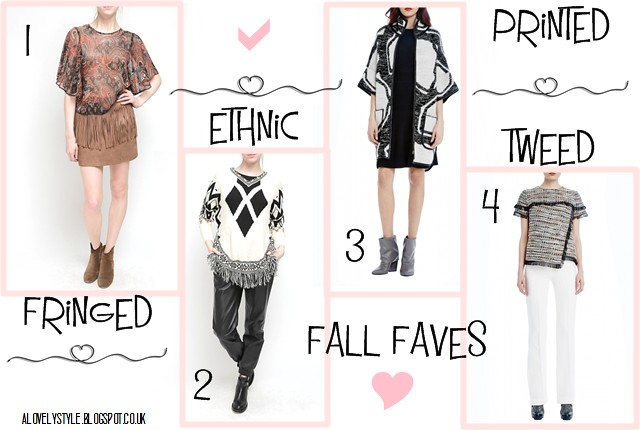 FALL-FAVES