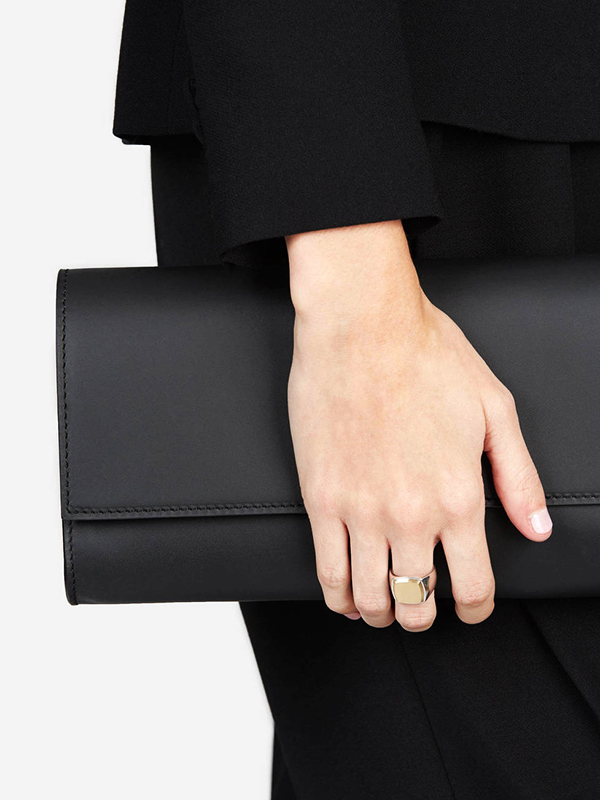 Current Obsession Tom Wood Rings  Minimal and