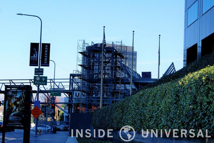 Photo Update: December 19, 2015 - Universal Studios Hollywood - Lankershim