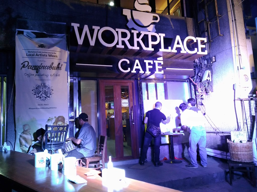 Workplace Cafe  #SupportLocal #WorkingWithYou