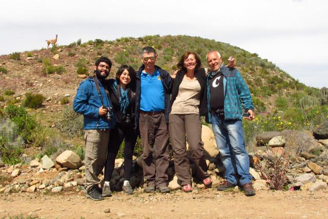 Foto Grupal Desierto Florido