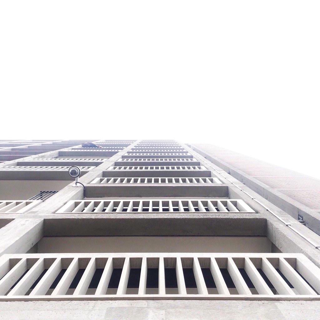 Concrete Love - park Hill balconies