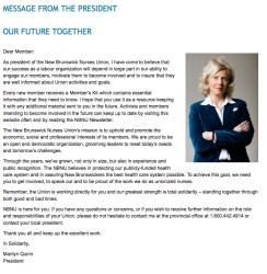 NBNU News Letter