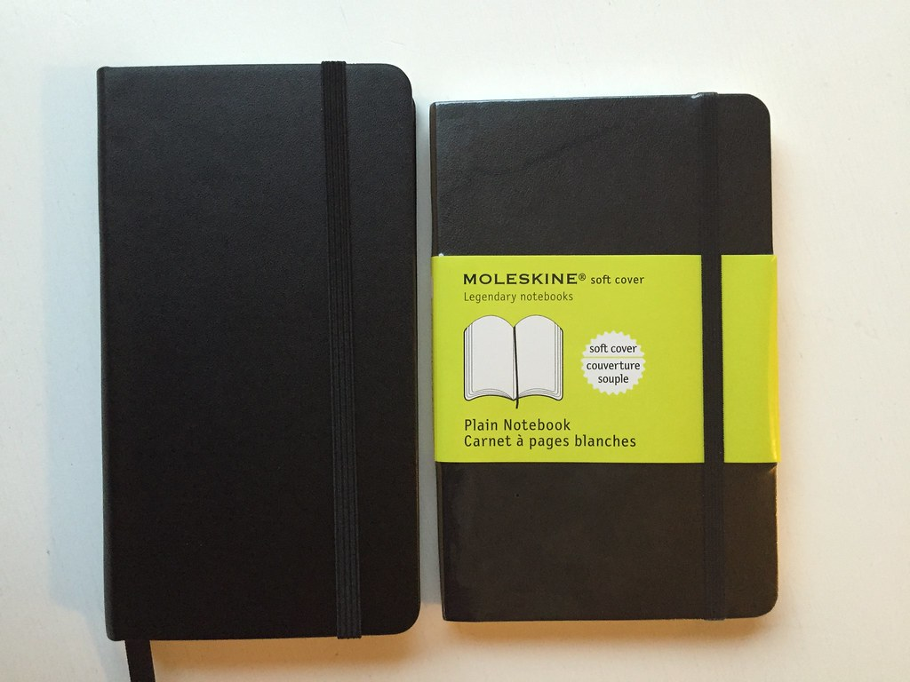 Writersblok (New York) notebooks