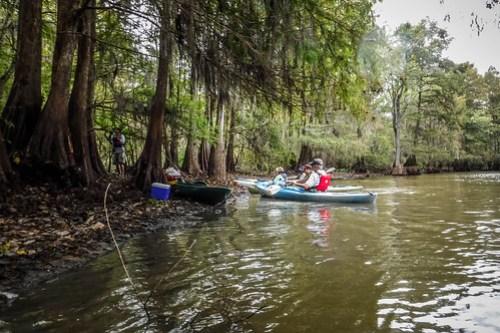 Sparkleberry Swamp with LCU-85