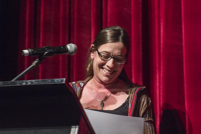 """Katherine Ross, directora de """"4Ramas 4Armas"""". Mención honrosa"""