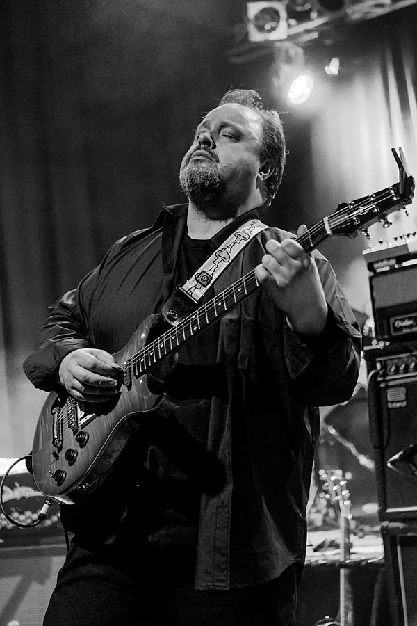 Steve Rothery Band live in Dortmund