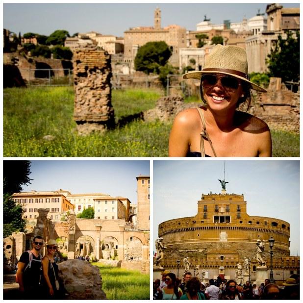 Visitar Roma Italia