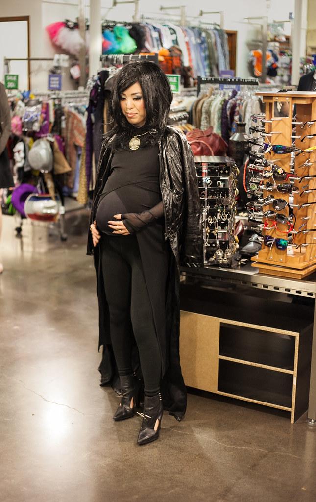 kim kardashian pregnant baby costume halloween