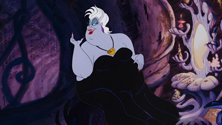 Pieni merenneito Ursula