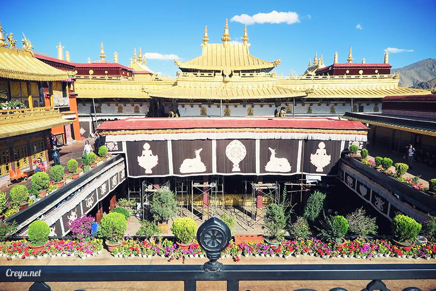 2015.12.09 | Tibet 西藏踢北去 | 尋找藏人真正的拉薩中心,被信仰力量震撼的大昭寺與舊城區 12.jpg