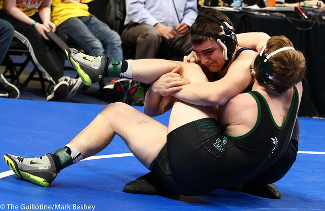 220A - 3rd Place Match - Mitchell Oswald (Westfield) 29-4 won in sudden victory - 1 over Rory Drewes (Frazee) 31-11 (SV-1 8-6)
