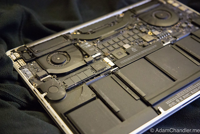 Technology how to clean the macbook pro retina fans How to clean the exterior of a macbook pro