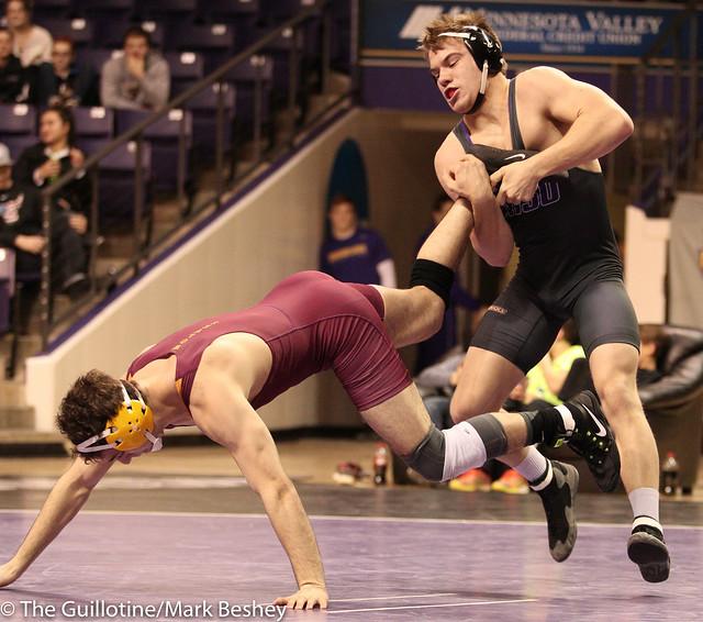 165: Zach Johnston (MSM) over Ben Fichter (NOST) (Dec 9-8)