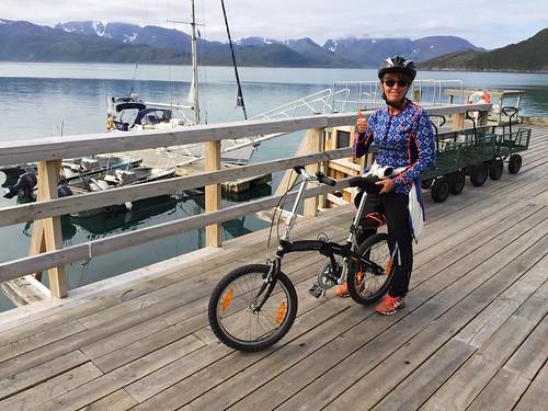 Sykkeltur på Seiland