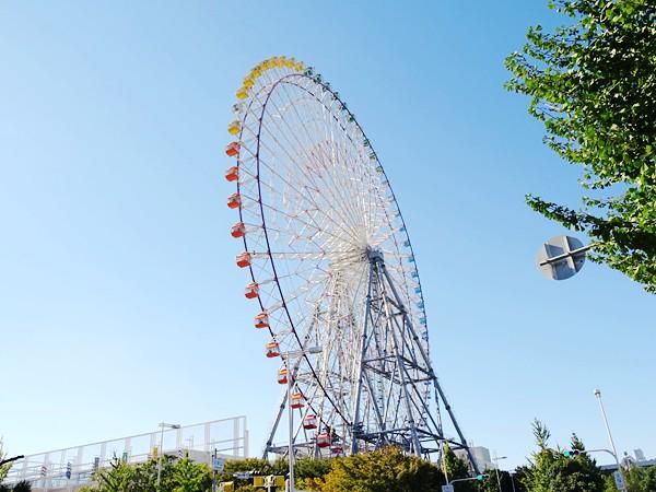 【大阪】天保山購物中心北極星蛋包飯+海遊館 @ 番茄愛旅行 :: 痞客邦 PIXNET