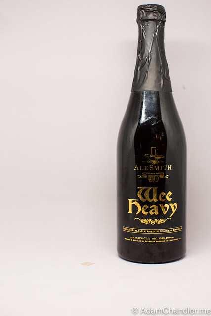 AleSmith Wee Heavy Scotch Ale - Barrel Aged