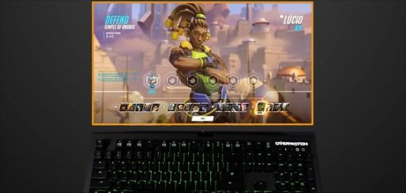 Overwatch BlackWidow Gaming Keyboard